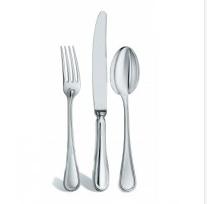 ezüst evőeszköz készlet