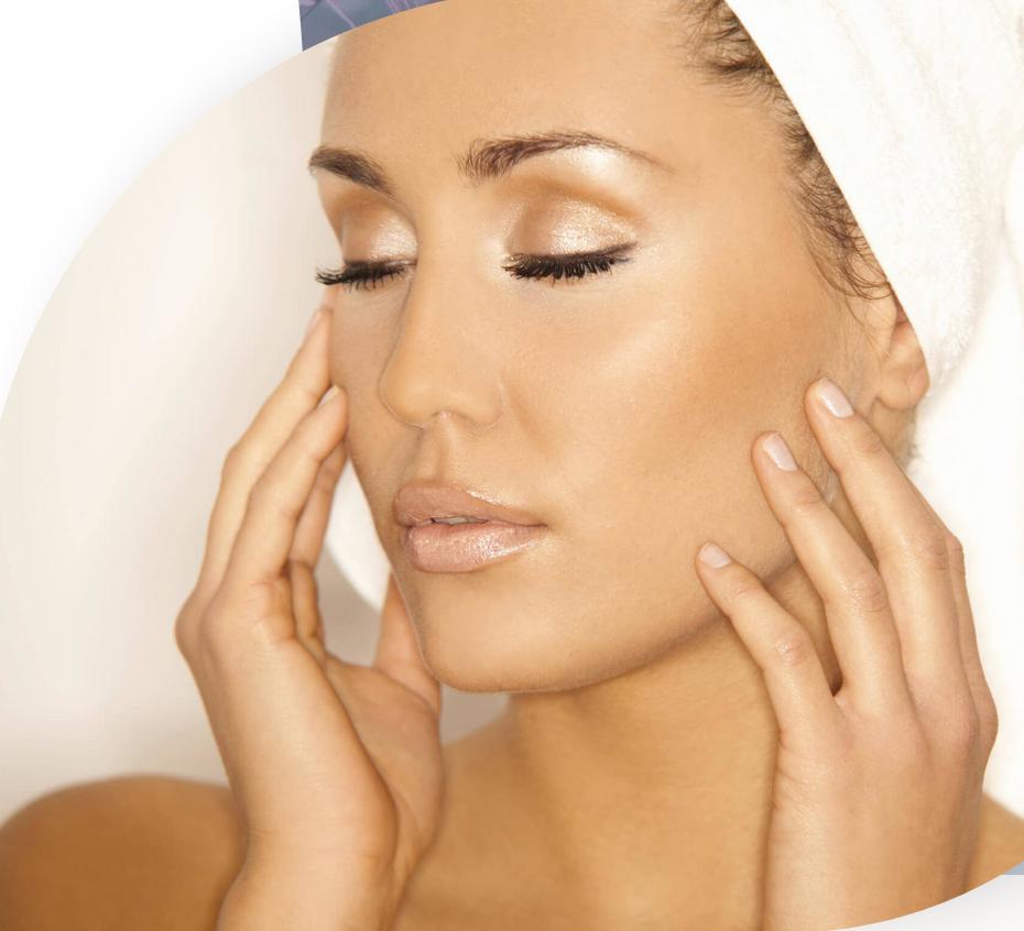 gépi kozmetikus kezelés